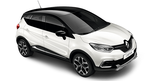Car Rental in Madeira -  Reserva una Renault Captur TCE con Funchal Car Hire